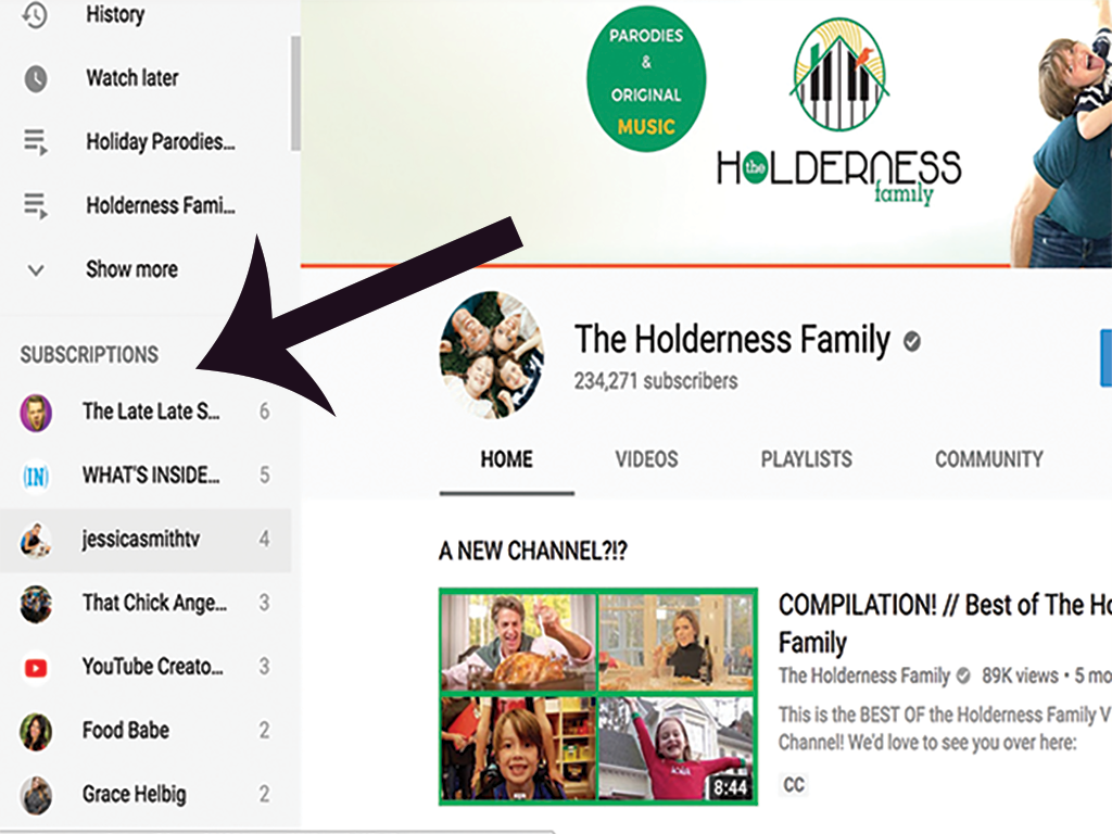 YouTube: A Guide for Grown-ups - The Holderness Family