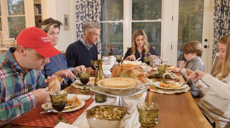 Holderness Family Thanksgiving