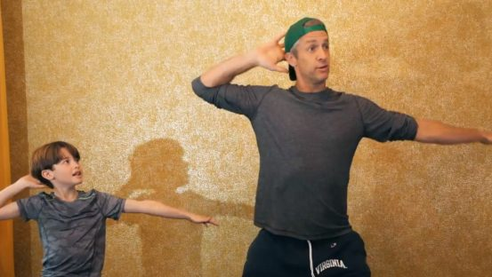 holderness video dance