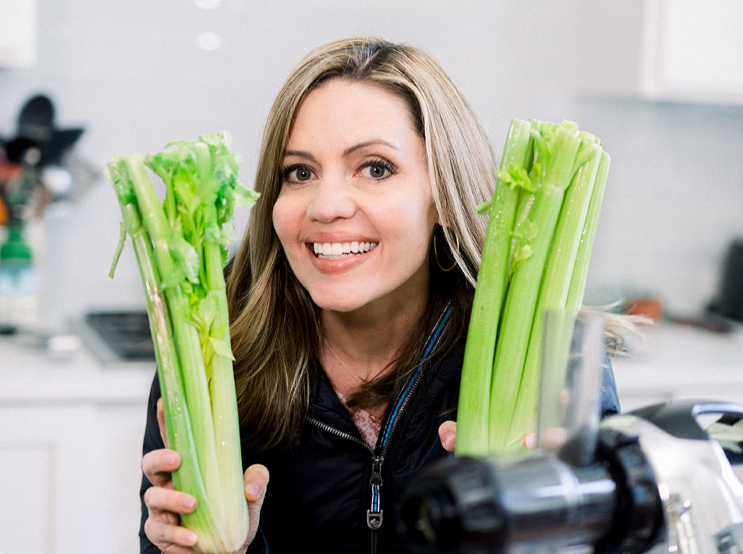 What Happened When Kim Took the 30-Day Celery Juice Challenge