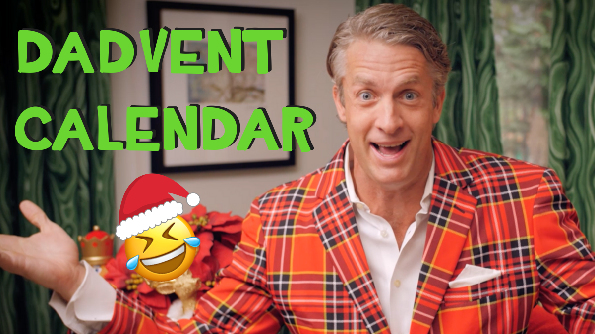 2019 Dadvent Calendar - Free Download