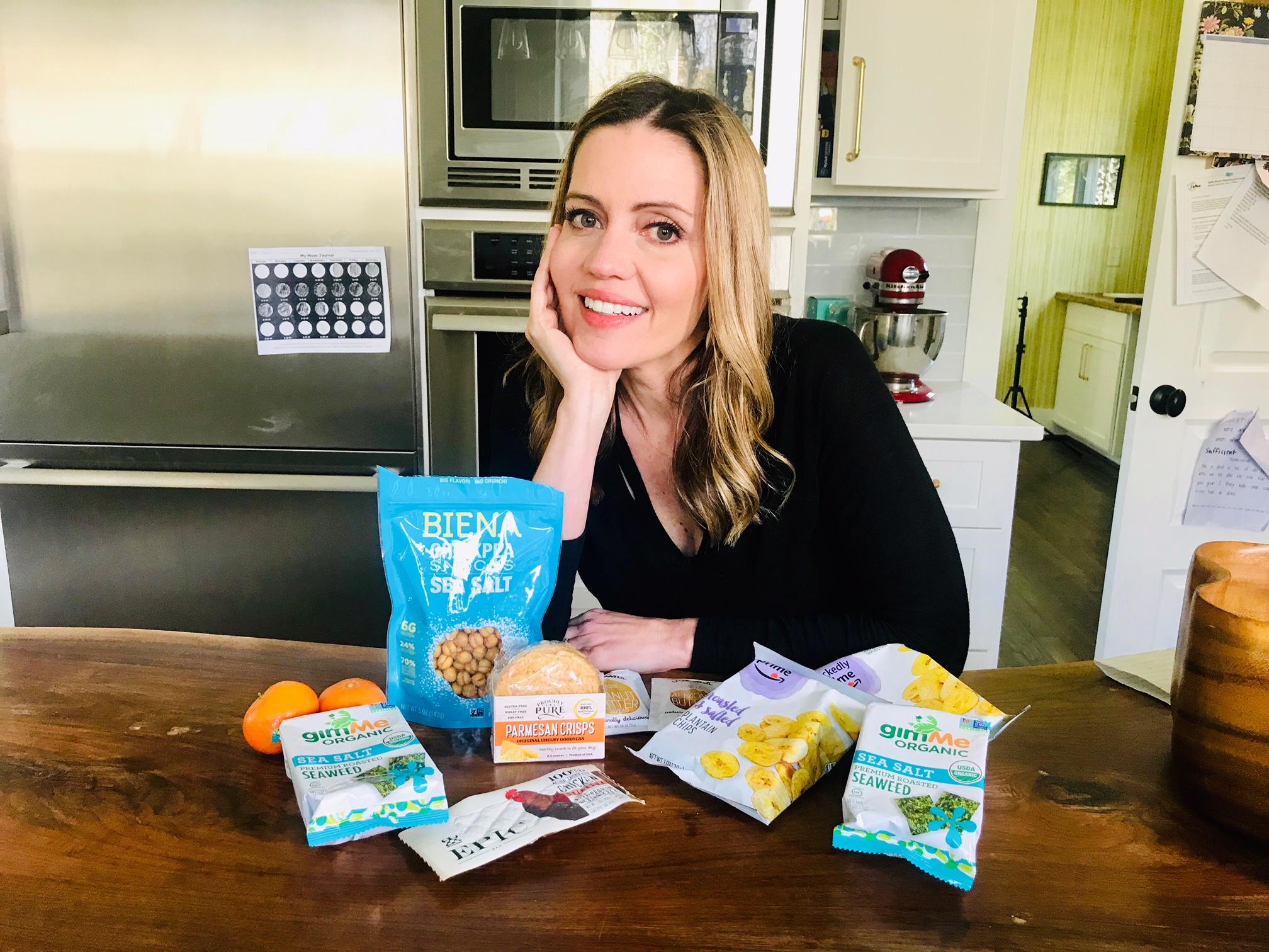 Top 10(ish) Healthy(ish) On-the-Go Snacks