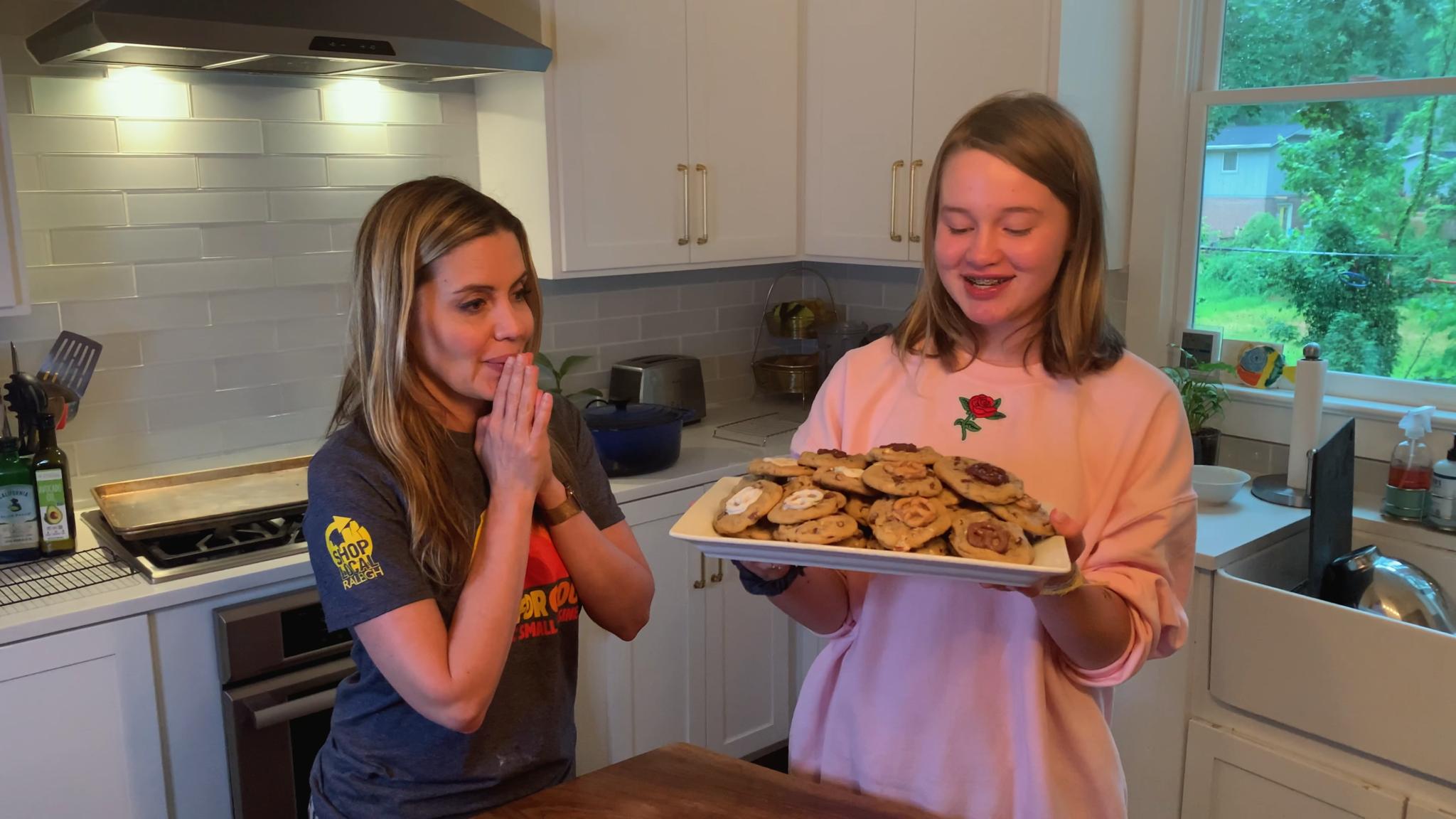 Chocolate Pretzel Chip Cookies | Quarantine Kitchen