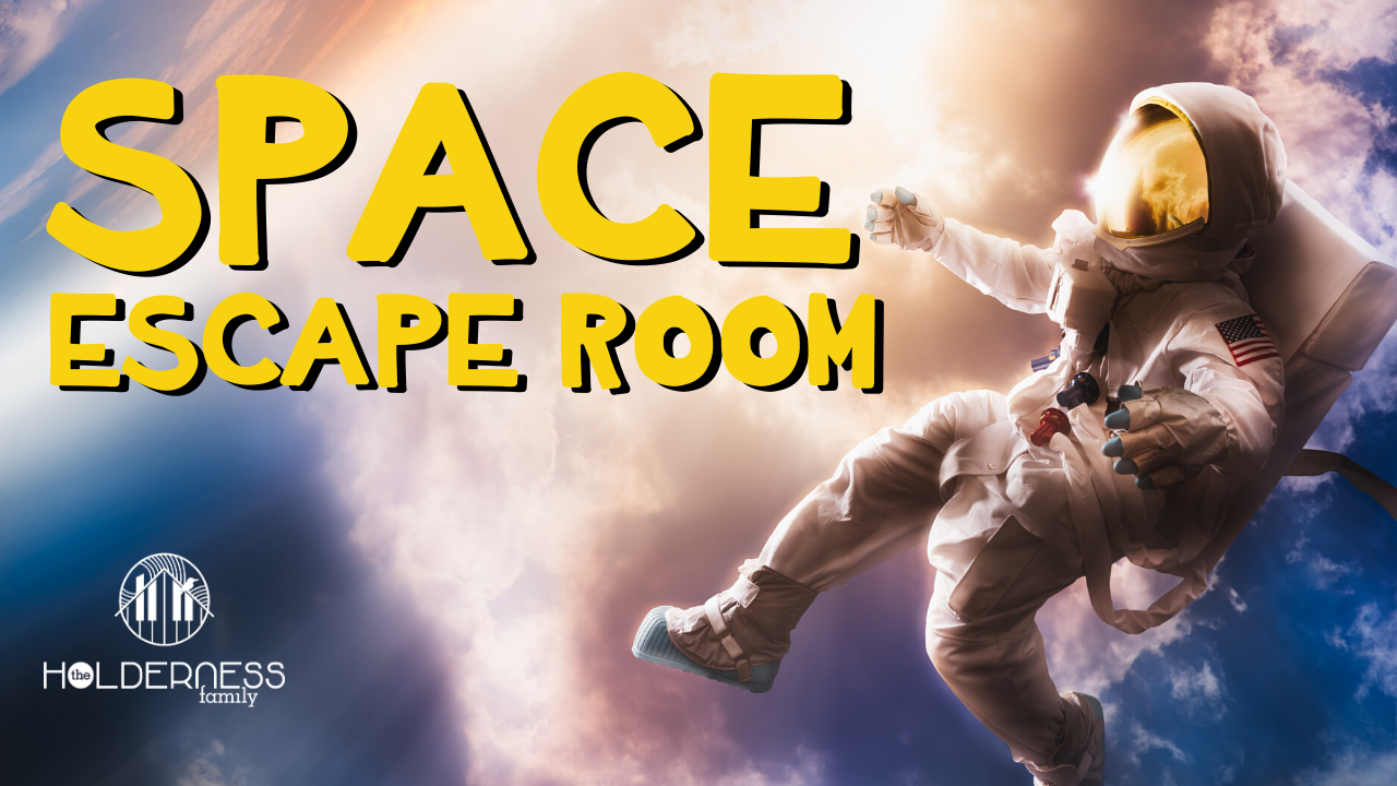 Space Escape Room Free Download The Holderness Family