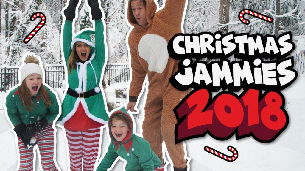 Holderness Christmas Jammies
