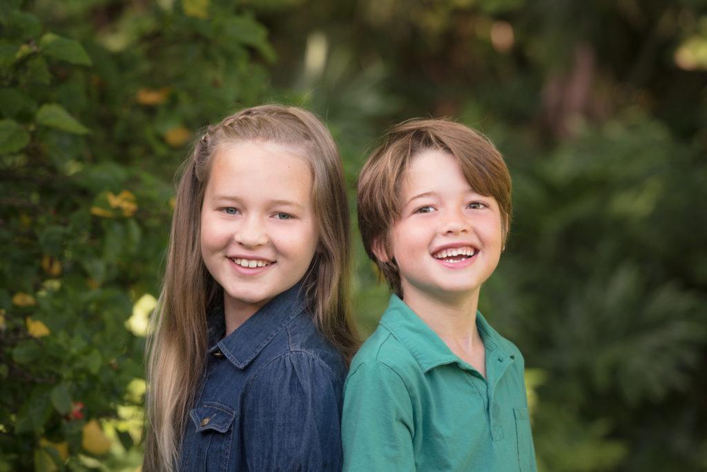 holderness siblings