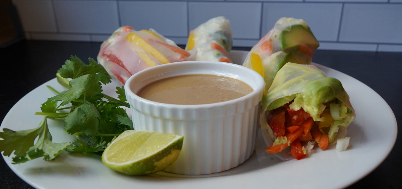 Making Spring Rolls (We Can Do Hard Things)