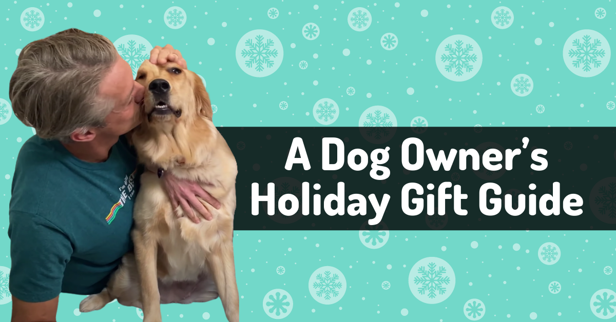 A Dog Owner's Holiday Gift Guide